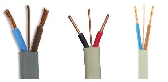 high quality 1.5 twin and earth cable for sale