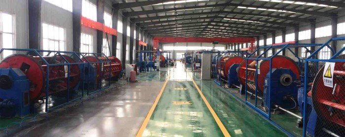 Huadong 16mm twin and earth cable factory