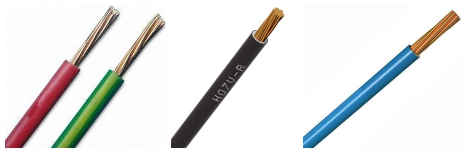 Huadong high quality and cheap h07v-r cable