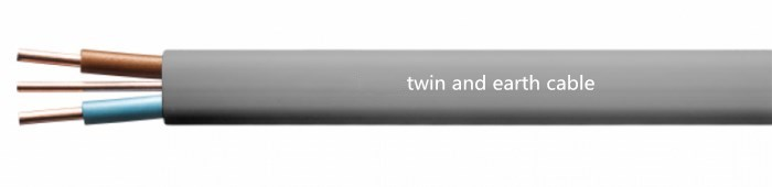 buy twin and earth wire with cheap price