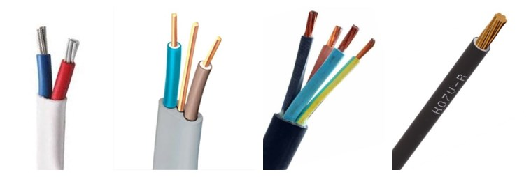 copper and aluminum electrical wire for sale
