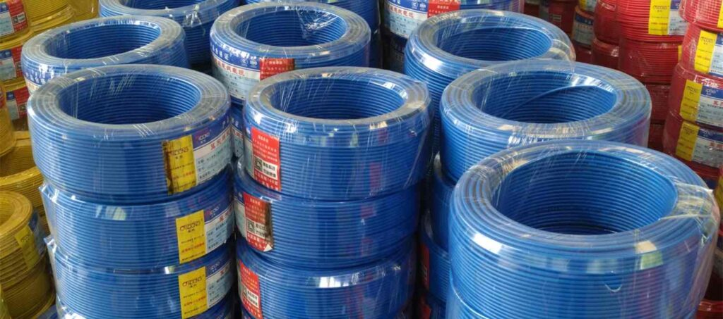 buy cheap 10mm twin & earth cable from China