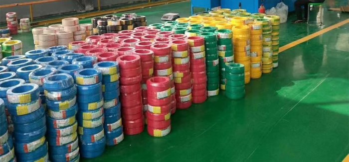 China reliable 4 awg thhn wire supplier