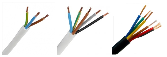all size h03vv-f cable for sale