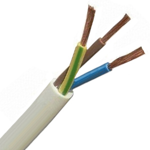 h05vv-f cable 3g 0.75mm 1.5mm 2.5mm for sale